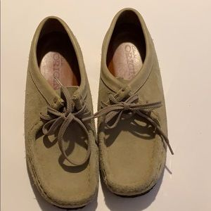 Original Clark Wallabees size 6.5
